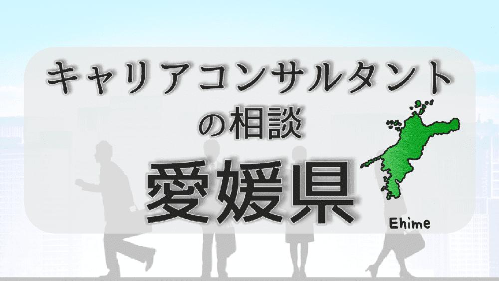 愛媛のキャリアコンサルタントの相談