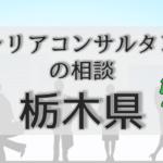 栃木のキャリアコンサルタントの相談