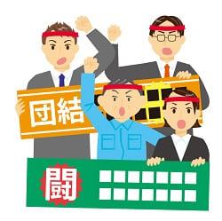 JR東日本(東日本旅客鉄道株式会社)の組合問題