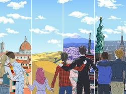 国際的視野