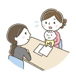 子どもの相談や生活関連の相談/育児後の再就職・介護問題等