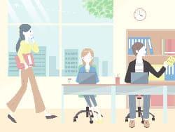 社内の悩み相談/人間関係・適職・転職すべきか 等